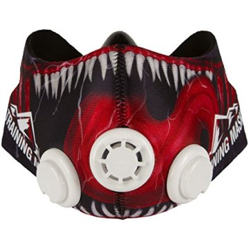 Elevation Training Mask 2.0 Venomous Sleeve Spiderman -