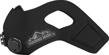 Elevation Training Mask Elevation Mask 2.0 Blackout (Sonderedition) -