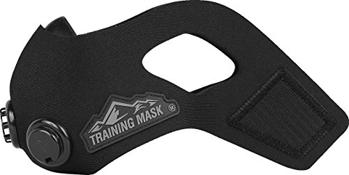 Elevation Training Mask 2.0 Blackout
