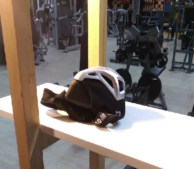 ist eine Trainingsmaske sinnvoll